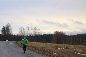 Juoksuvalmennusta