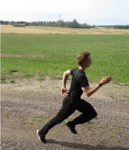 Personal trainer juoksuvalmennus