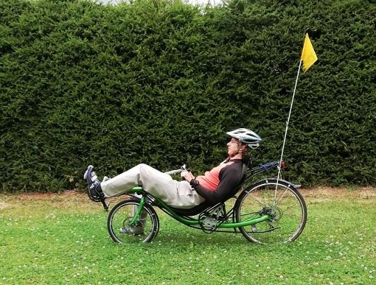 Nojapyörällä lokoisasti