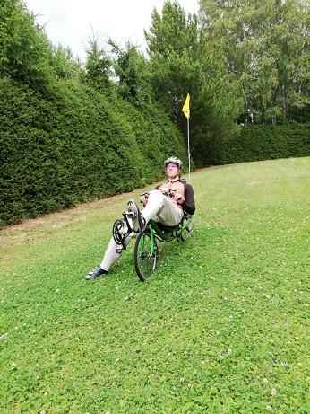 Nojapyörällä pääsee nopeammin